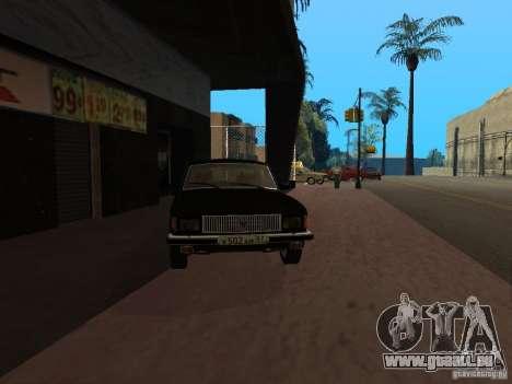GAZ 3102 für GTA San Andreas rechten Ansicht