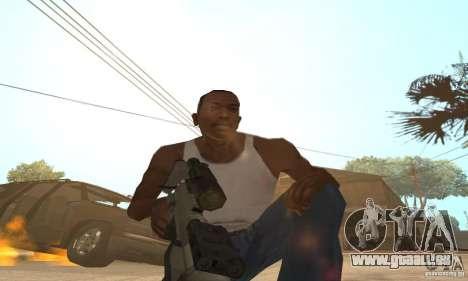 Intervenšn von Call Of Duty Modern Warfare 2 für GTA San Andreas zweiten Screenshot
