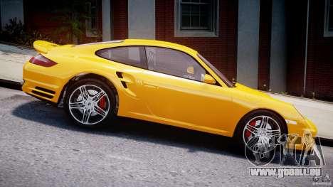 Porsche 911 Turbo V3.5 für GTA 4 Rückansicht
