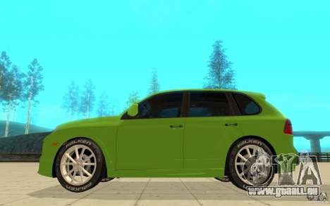 Wild Upgraded Your Cars (v1.0.0) pour GTA San Andreas septième écran