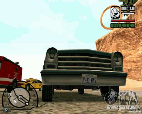 IV High Quality Lights Mod v2.2 für GTA San Andreas fünften Screenshot