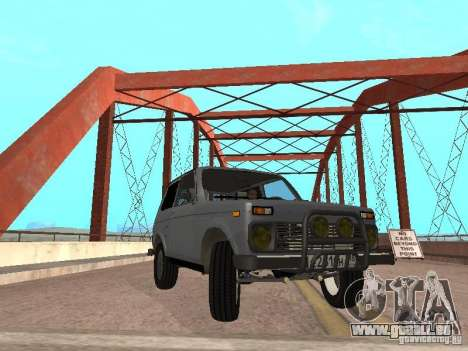 VAZ 21214 Niva pour GTA San Andreas