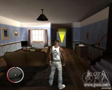 New-Jersey für CJ für GTA San Andreas zweiten Screenshot