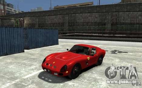 Ferrari 250 Le Mans pour GTA 4