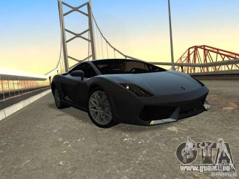 IG ENBSeries v2.0 pour GTA San Andreas troisième écran
