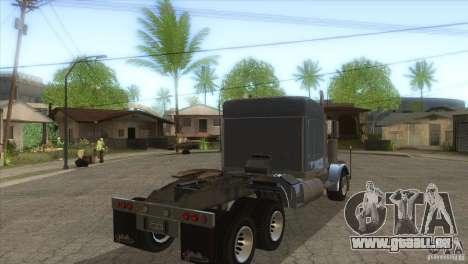 Fantôme de GTA IV pour GTA San Andreas vue de droite