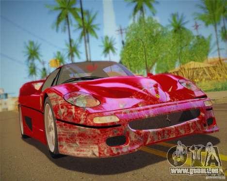 GTA IV Scratches Style pour GTA San Andreas septième écran