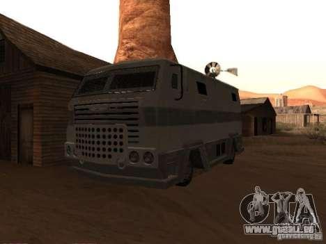 Avan de GTA TBoGT FIV pour GTA San Andreas