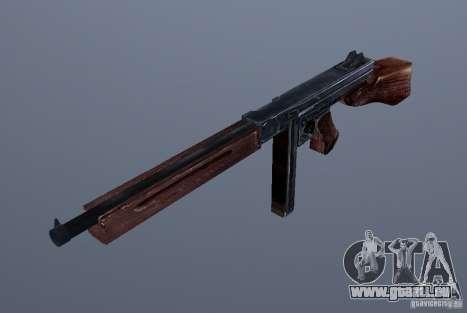M1 (SMG Thomson) (v1.1) pour GTA Vice City