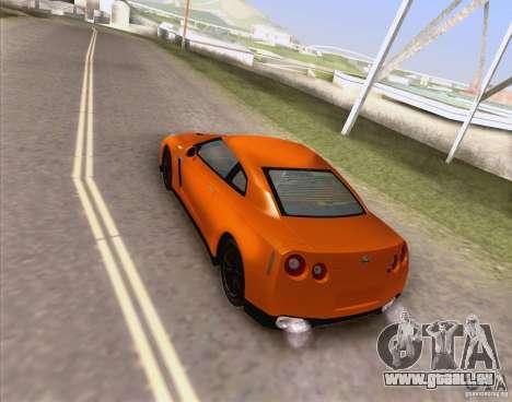 HQ Realistic World v2.0 pour GTA San Andreas quatrième écran