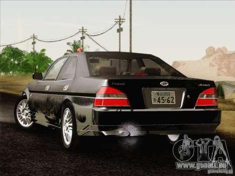 Nissan Laurel GC35 Kouki Unmarked Police Car für GTA San Andreas linke Ansicht