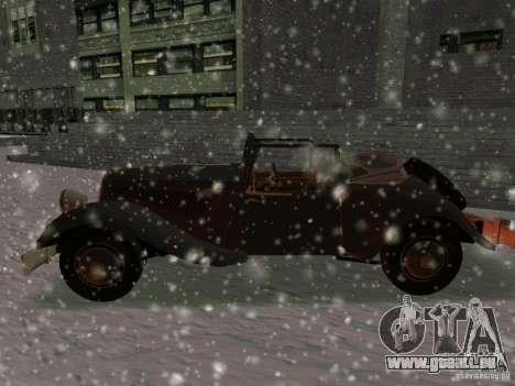 Auto Sabotage jeu pour GTA San Andreas laissé vue