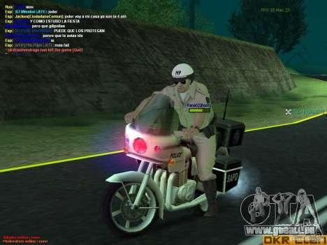 HQ texture for MP pour GTA San Andreas sixième écran