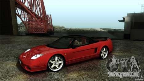 Honda NSX-R 2005 pour GTA San Andreas