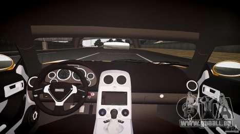 Rossion Q1 2010 v1.0 pour GTA 4 est une vue de dessous