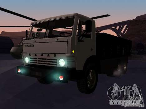 KAMAZ 53212 offen für GTA San Andreas