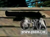 MW2 Deagle für GTA San Andreas dritten Screenshot