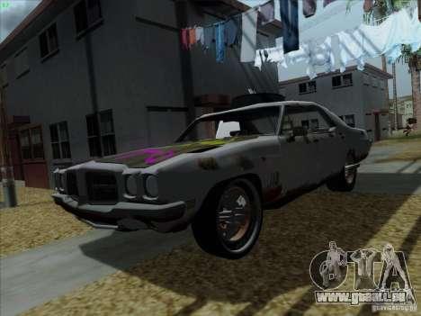 BETOASS car pour GTA San Andreas