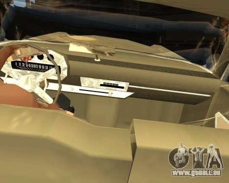 Dodge Polara für GTA San Andreas rechten Ansicht