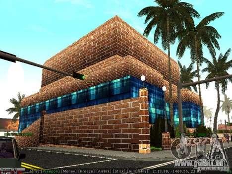 Le nouvel hôpital à Los Santos pour GTA San Andreas deuxième écran