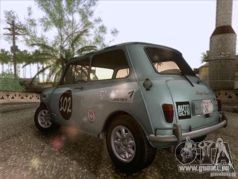 Austin Cooper S 1965 für GTA San Andreas