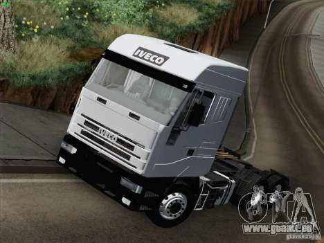 Iveco Eurostar für GTA San Andreas Innen