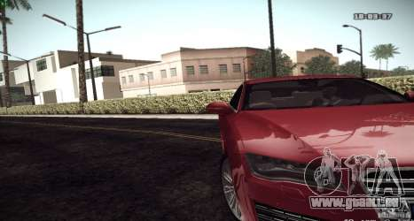 ENB Graphics Mod Samp Edition für GTA San Andreas dritten Screenshot