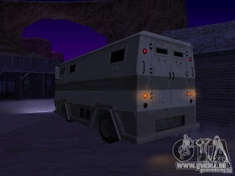 Avan de GTA TBoGT FIV pour GTA San Andreas vue de droite