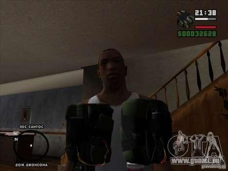 C4 explosif pour GTA San Andreas