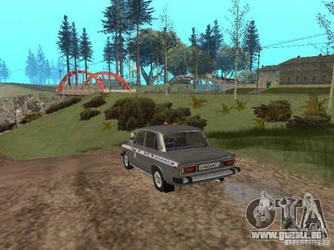 VAZ 21063 akademischen für GTA San Andreas rechten Ansicht