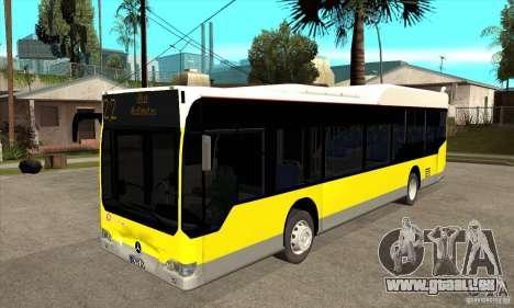 Mercedes-Benz Citaro LE für GTA San Andreas