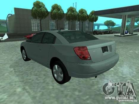 Saturn Ion Quad Coupe 2004 für GTA San Andreas linke Ansicht
