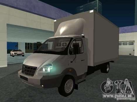 33102 Valday GAZ (long) pour GTA San Andreas
