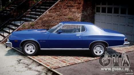 Ford Gran Torino 1975 für GTA 4 linke Ansicht