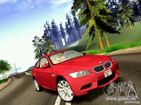 BMW M3 MotoGP SafetyCar pour GTA San Andreas
