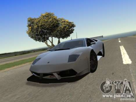 IG ENBSeries v2.0 pour GTA San Andreas quatrième écran