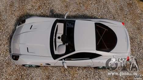 Ferrari 599 GTB Fiorano 2006 pour GTA 4 est un droit
