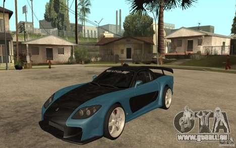 Mazda RX 7 VeilSide für GTA San Andreas