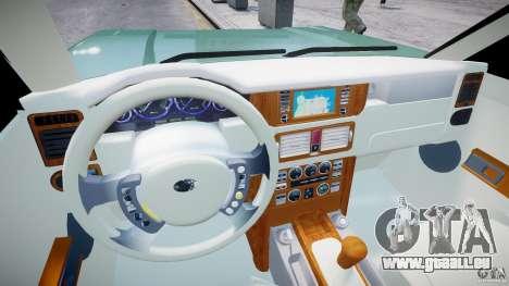 Range Rover Vogue für GTA 4 rechte Ansicht