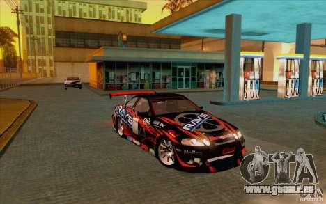 Toyota Soarer (JZZ30) pour GTA San Andreas vue de droite