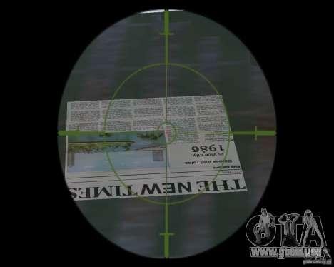 Neues Wasser, Zeitungen, Blätter, Mond für GTA Vice City sechsten Screenshot