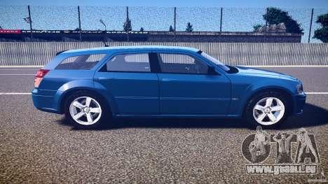 Dodge Magnum RT 2008 für GTA 4 linke Ansicht