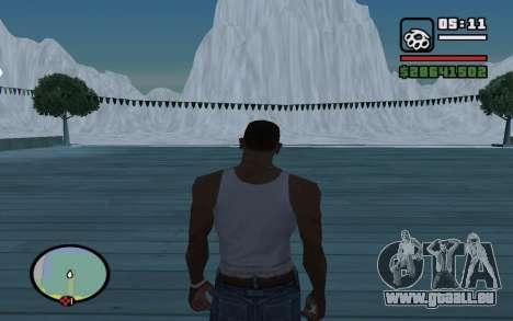 Mountain map für GTA San Andreas zweiten Screenshot