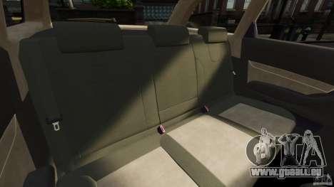 Audi A6 Avant Stanced 2012 v2.0 pour GTA 4 est un côté