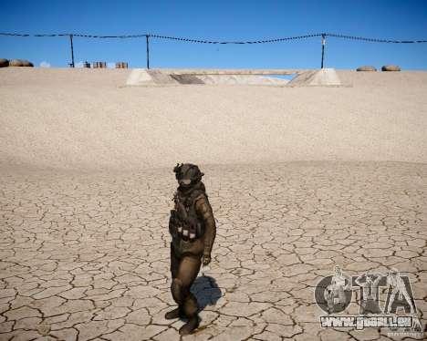 MW2 Phoenix Paratroopers für GTA 4 fünften Screenshot