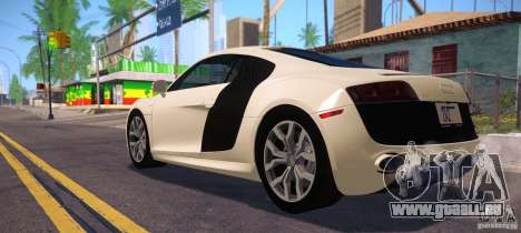 ENBSeries for SA-MP pour GTA San Andreas cinquième écran