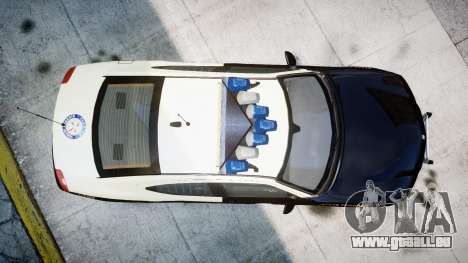 Dodge Charger Florida Highway Patrol [ELS] für GTA 4 rechte Ansicht