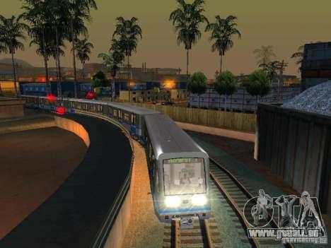 Nouveau Signal de Train pour GTA San Andreas quatrième écran