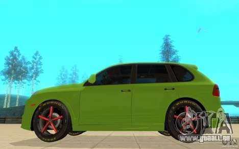 Wild Upgraded Your Cars (v1.0.0) für GTA San Andreas neunten Screenshot