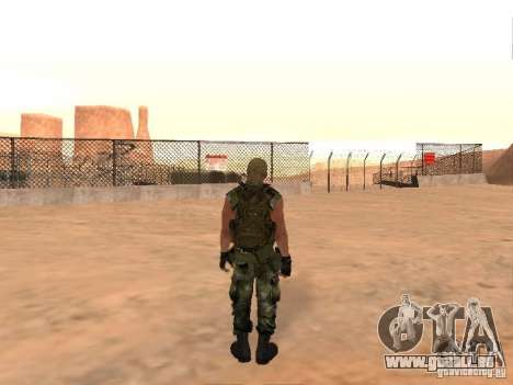 Russische Commando für GTA San Andreas her Screenshot